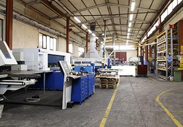 Mission - Te.Co.Me. - Tecnologie Computerizzate Meccaniche - Padova